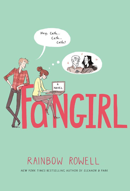 Fangirl — Rainbow Rowell