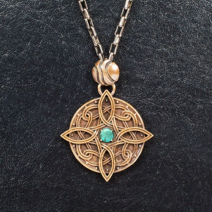 The enchanted Amulet of Mara is a symbol of it's namesake, the goddess of Love