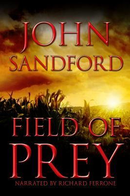 Field of Prey by John Sanford is one of the top trending fiction books for the month of May.