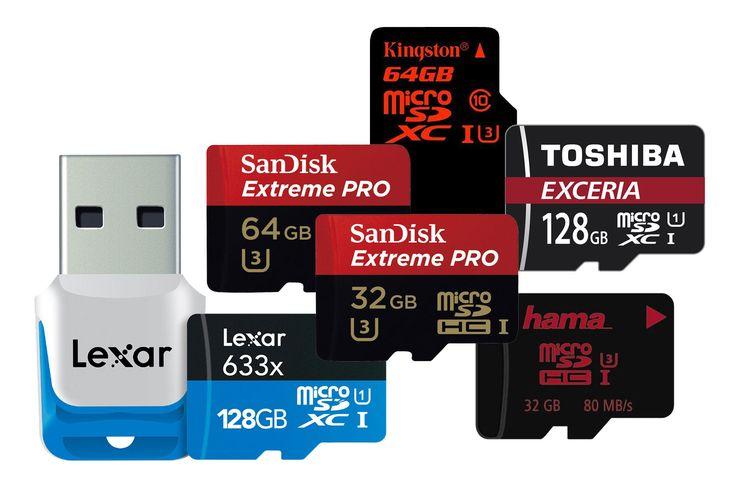 Neuer Test: Die besten Micro-SD-Karten - AllesBeste.de Während man SD-Karten vorwiegend für Kameras braucht, benutztman Micro-SD-Karten meist als Speichererweiterung fürs Smartphone. Wichtiger als die Schreib- und Lesegeschwindigkeit ist in diesem Falleine möglichst kurze Zugriffszeit.  Welche Micro-SD-Karten für welchen Zweck empfehlenswert sind... http://www.allesbeste.de/news/neuer-test-die-besten-micro-sd-karten/ #AllesBeste #Test