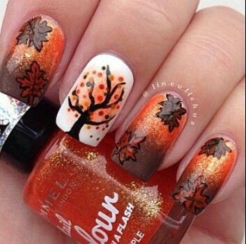 Uñas otoño