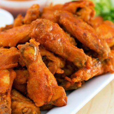 wings baked jackson street baked hot wings recipes dishmaps baked hot ...