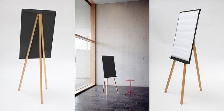 design klassiker das flipchart charter aus holz. Black Bedroom Furniture Sets. Home Design Ideas