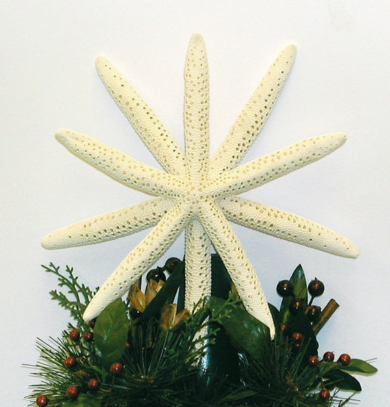 Starfish tree topper