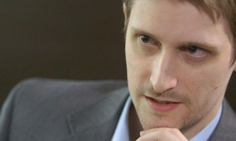 Edward Snowden urges professionals to encrypt client communications | World | The Guardian