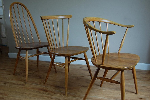 Just love Ercol chairs