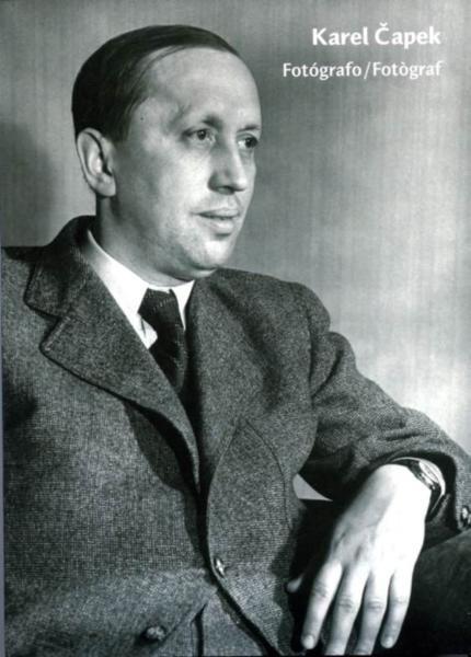 Karel Čapek 1890-1938 | RUR | Robot