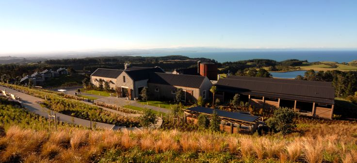 Cape Kidnappers Lodge by Patterson Architects