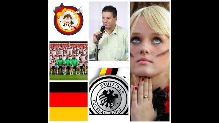 Alemania ganará los partidos de fútbol, según el presagio de Jucelino Luz