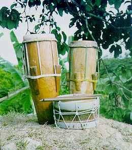 comida panameña | ... de la Etnia Negra en la Música y Danza Panameña | Rapsodia Antillana