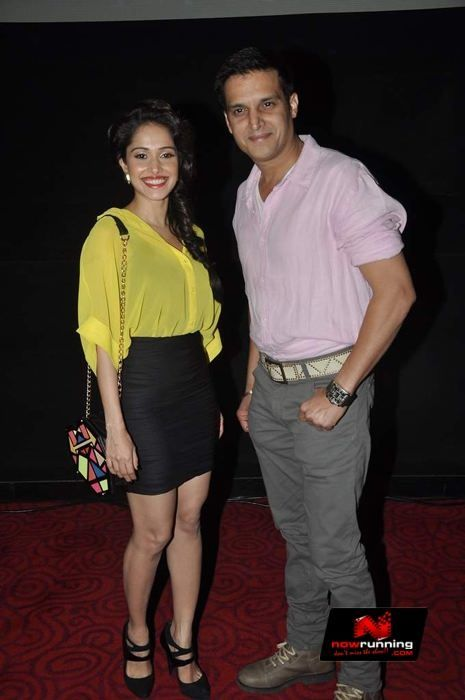 Nushrat Bharucha & Jimmy Sheirgill 'Darr At The Mall' Movie Trailer Launch