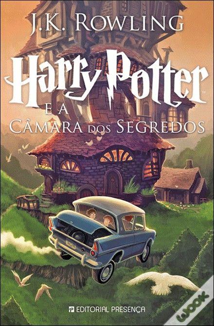 Harry Potter e a Câmara dos Segredos, J. K. Rowling - WOOK