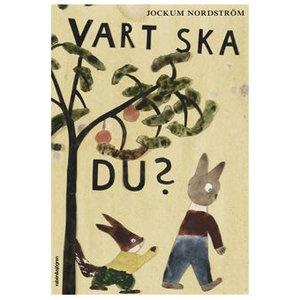 VART SKA DU GÅ? BY JOCKUM NORDSTRÖM // even if it's in swedish ( and we don't understand it) we love the illustrations, so beautiful!