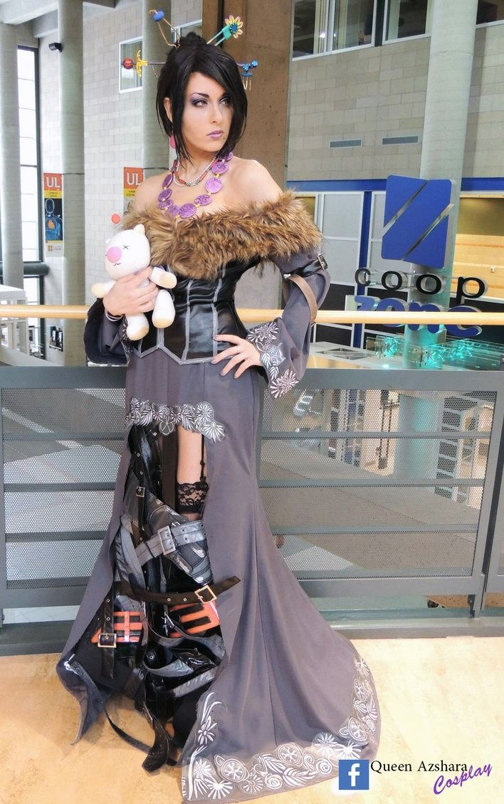 Lulu - Final Fantasy X-2 cosplay by Queen-Azshara