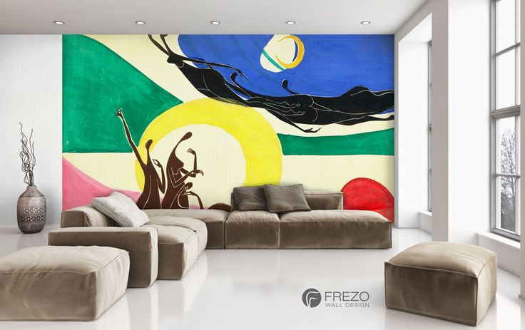 "Wallpaper ""Plaża Nimf"""