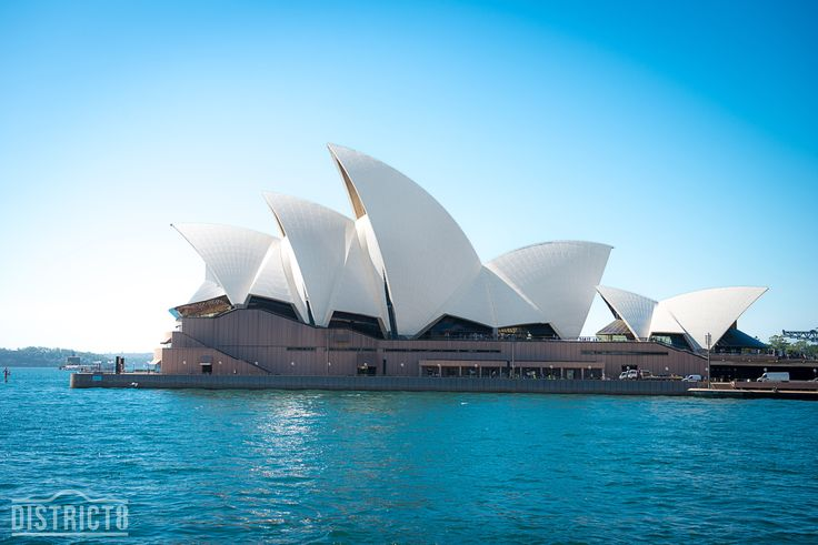 Opera House - www.district8.com #sydney #city #sea #australia #photography #operahouse #summer