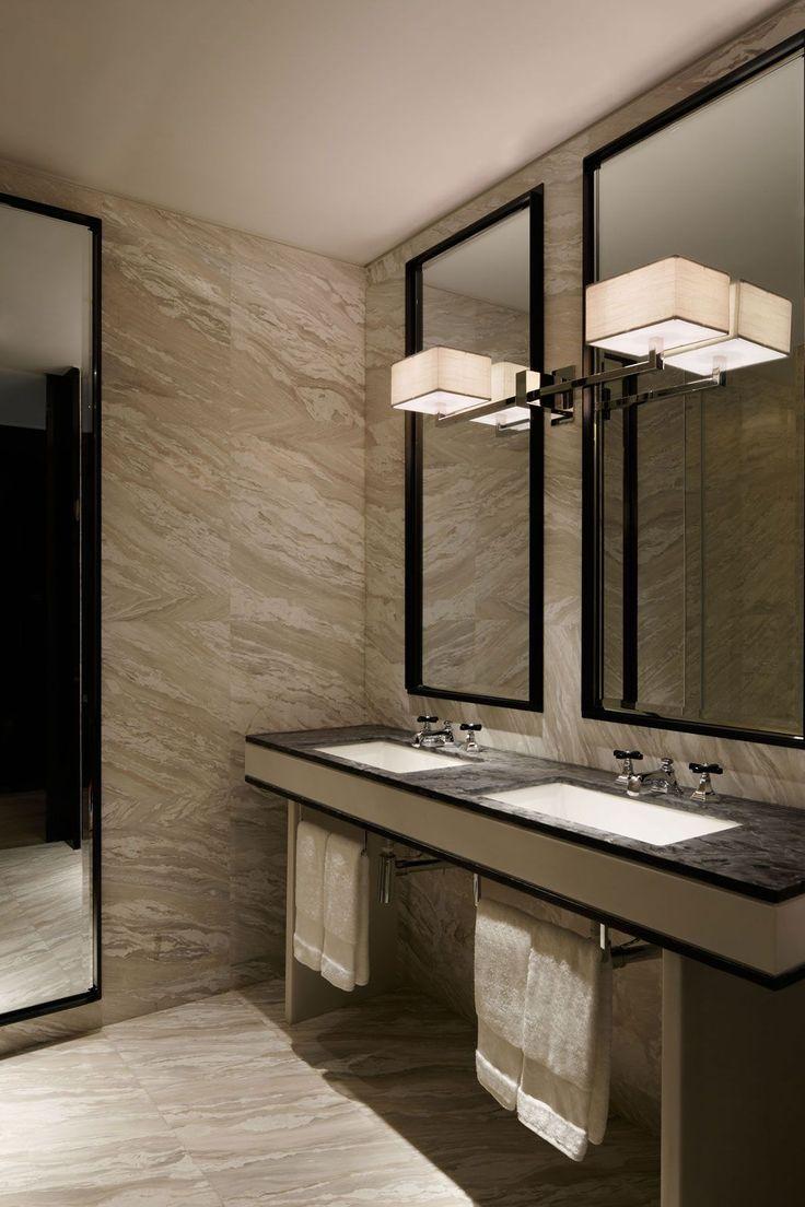 101 best images about public restroom ideas on pinterest for Hotel bathroom design ideas