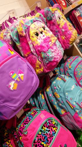 Back to school with Smiggle. #backtosmiggle #stationary #backpacks