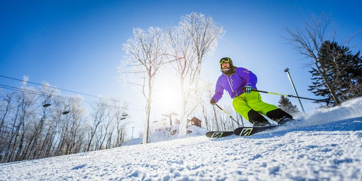 Check out the Badger State's most memorable downhill ski runs and challenge yourself to try one this season!