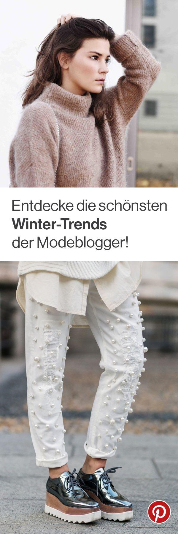 Entdecke die schönsten Winter-Trends der Modeblogger!