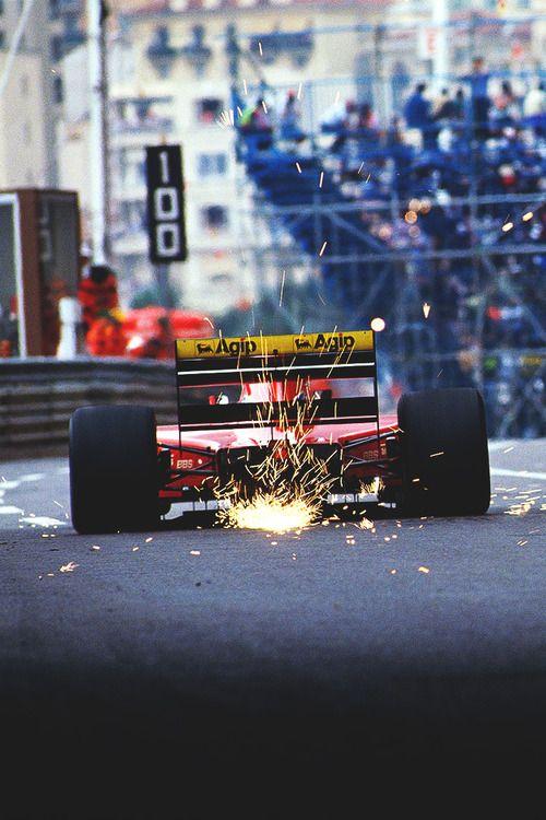 Ferrari F1, Monaco