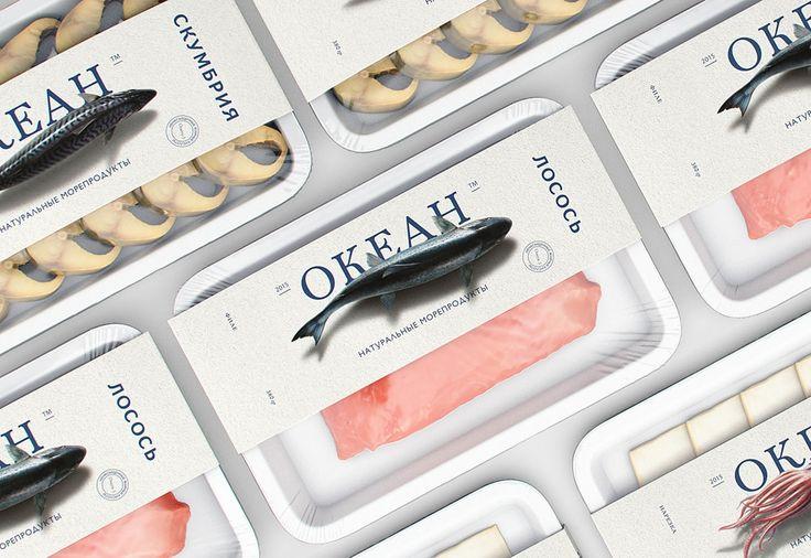 TheBestPackaging.ru – Океан – рыбная продукция от Джекил и Хайд