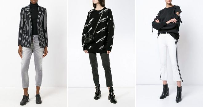 Kurze Jeans – was zu tragen und stylische Bilder zu kreieren? Überprüfen Sie…