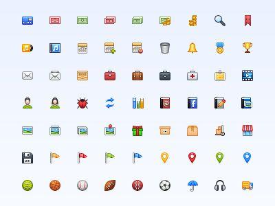 IcoontjesIconset V2, Umar Irshad, Free Time, 16Px Iconset, Work Design
