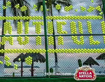 "Check out new work on my @Behance portfolio: ""Stella Artois - Abierto Mexicano de Tenis 2015"" http://on.be.net/1OtfcO4"