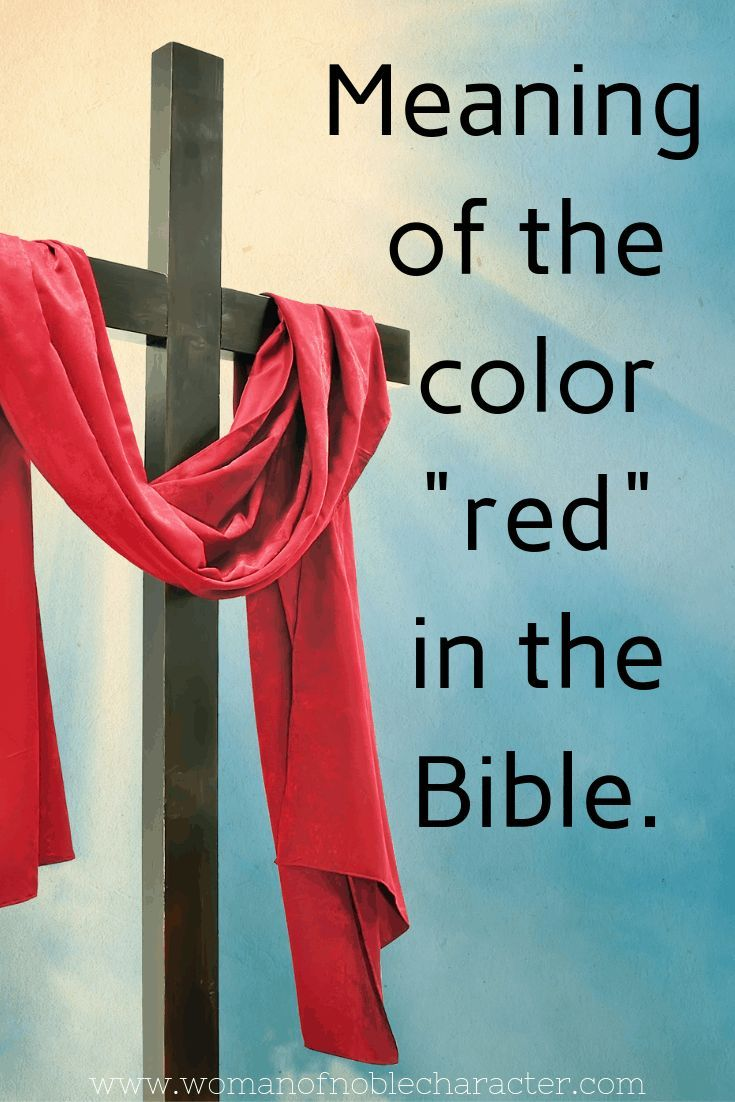 Colors In The Bible Rich With Meaning And Symbolism With Images