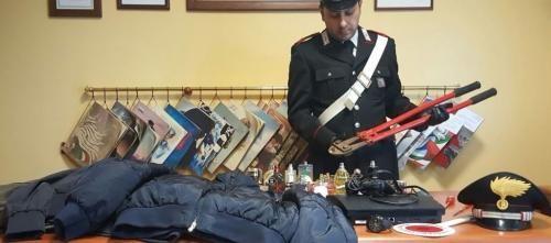 Lazio: #Zagarolo #rubano in una casa di campagna ma vengono presi. Tre ragazzi in carcere (link: http://ift.tt/2hRjnJT )