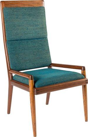 Armchair by Sam Maloof