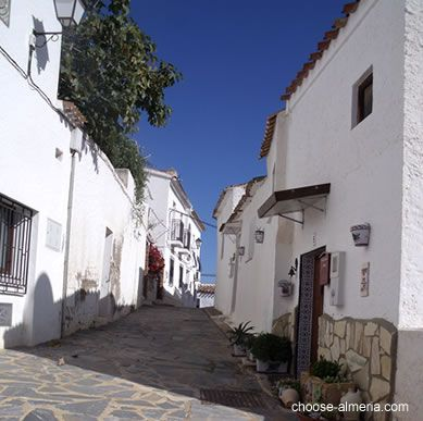 Bedar village street