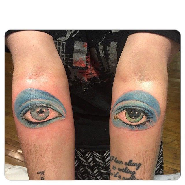 20-david bovie tattoo