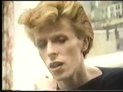Cracked Actor: A Film About David Bowie - YouTube