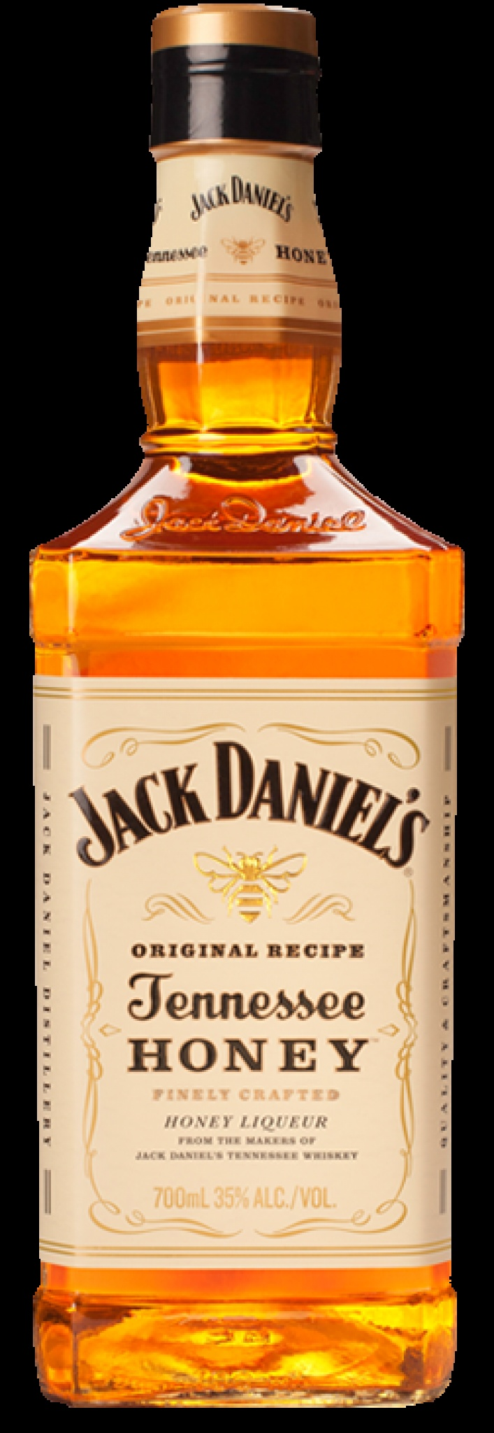 Jack Daniels Tennessee Honey Whiskey