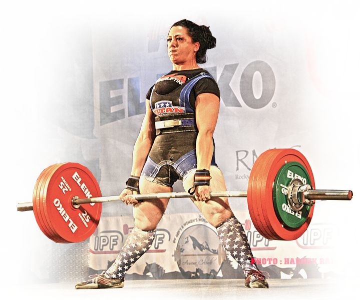 USA Powerlifting Open National Results | HMB