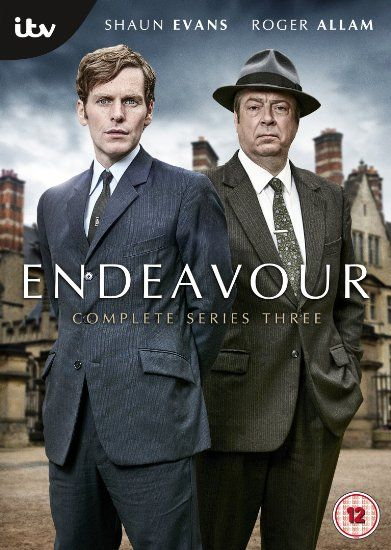 Endeavour - Series 3 [DVD] will be released on Amazon UK on February 1, 2016! Preorder now!