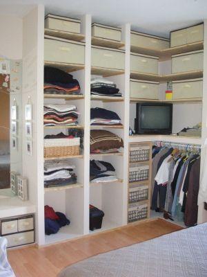 «Salon / Chambre» - Témoignage sur : Vous avez construit une étagère sur-mesure ? Montrez-la nous !