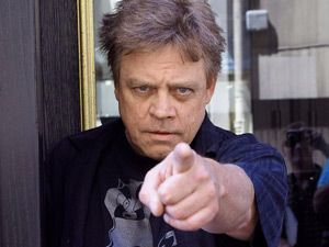 Mark Hamill reflects on his roles
