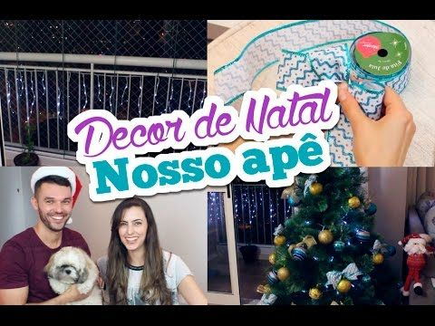 Ideias de Natal que as Blogueiras fizeram nas suas casas | Simples Decoracao | Simples Decoração