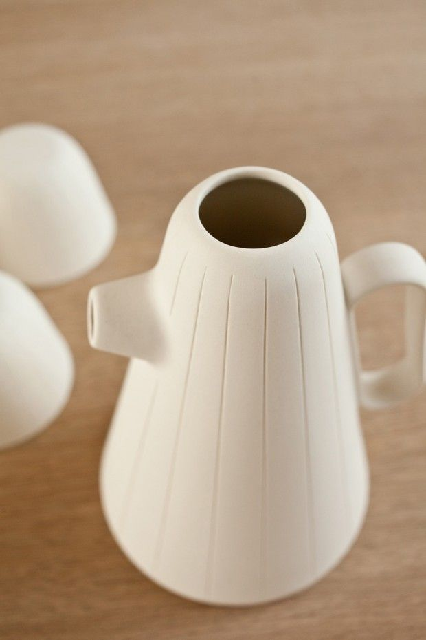 Sucabaruca coffee set - Luca Nichetto