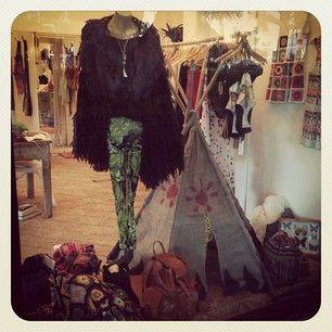 Cronulla Shop Front | Yeti Jacket | Teepee