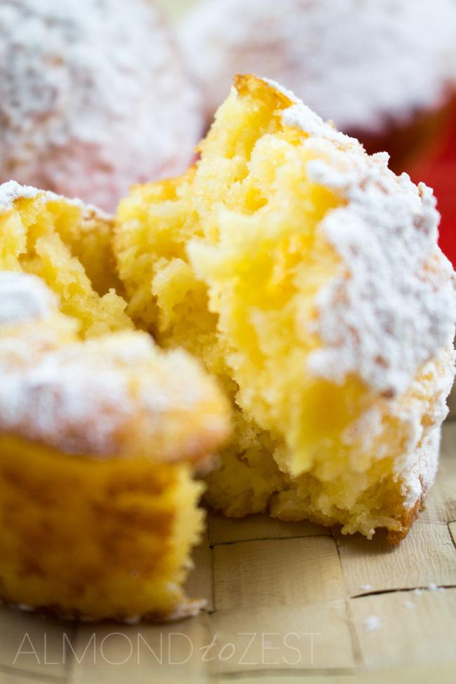 Pineapple, Lime and Coconut Muffins - Like sunshine in the form of a ...
