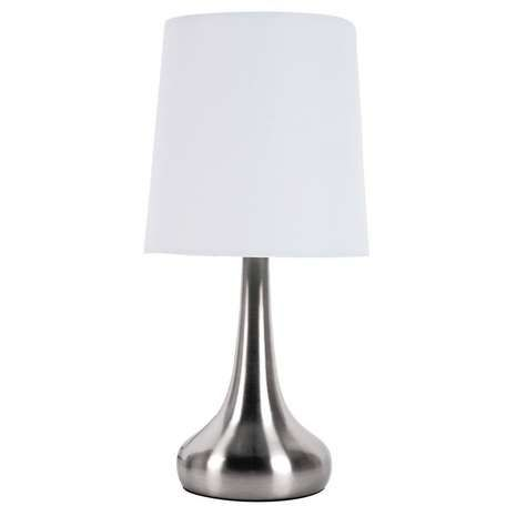 Make A Statement To Your Existing Interior With Our Rimini Touch Lamp Featuring Sleek