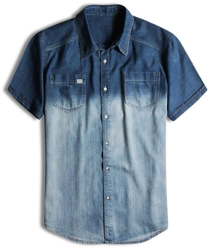 Men Jeans Shirts