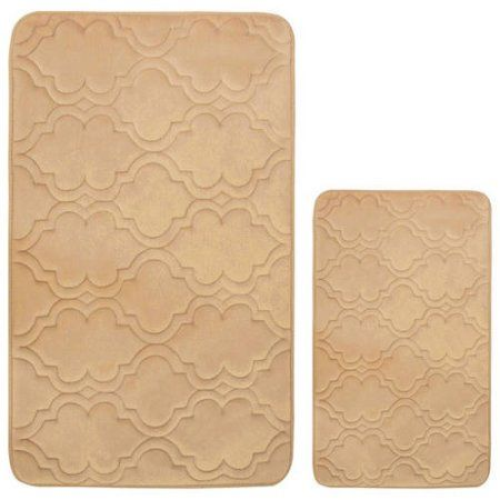 Home Dynamix Tranquility Collection Microfiber Memory Foam