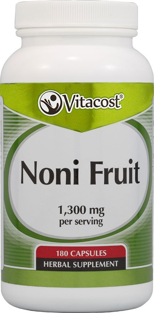 Vitacost Noni Fruit