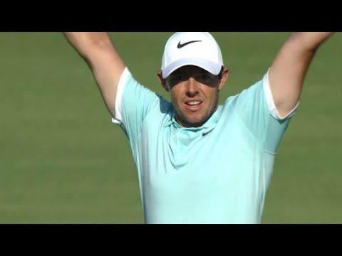 PGA TOUR: Rory McIlroy's dramatic FedExCup victory leads Shots of the Week