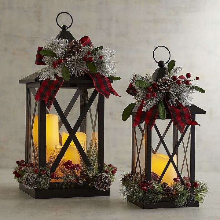 Flameless Candles Decorating Ideas